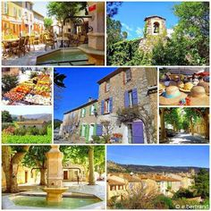 Le Plan de la Tour via Bay of St-Tropez's Facebook Page Provence, French Countryside, Places To Visit, Tours, Mansions, How To Plan, House Styles, Travel, Facebook