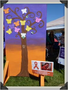 Tree of Hope in Memory of Robert Beasley