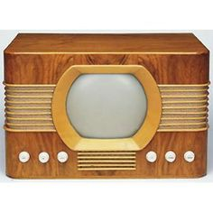 My old TV! I am not technically savvy. I think if I am honest with myself, the main reason is I have no patience for reading instructio. Tvs, Vintage Television, Television Set, Retro Radios, Radio Antique, Tv Vintage, Vintage Stuff, Poste Radio, Portable Tv