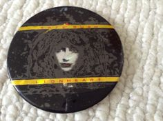 KATE BUSH LIONHEART Badge 1970's | eBay