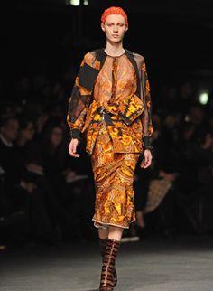 Givenchy - Paris Fashion Week AW13: Show Roundup