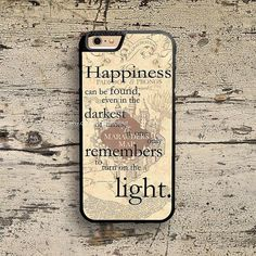 Hey, I found this really awesome Etsy listing at https://www.etsy.com/listing/261381491/happyness-quote-harry-potter-007-cases