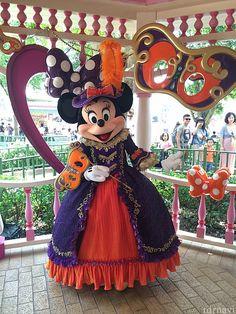 Masquerade Minnie