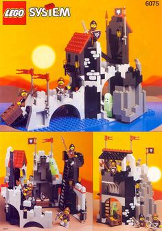 Wolfpack Tower Free Instruction Page 1 Bionicle Lego, Lego Vintage, Chateau Lego, Best Lego Sets, Construction Lego, Big Lego, Classic Lego, Lego Knights, Lego Videos