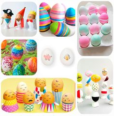 7 ideas para decorar huevos de Pascua