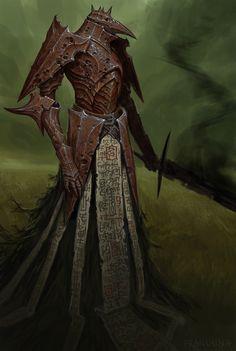 Plague Knight, mike franchina on ArtStation at…
