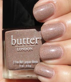 "Butter London's ""All Hail the Queen"""