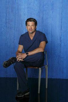 Grey's Anatomy Season 9 Promo Pics: Patrick Dempsey (Derek Shepherd)
