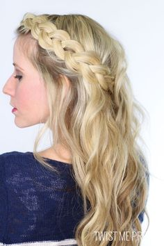 how to: get a thick bohemian braid, even if you have thin hair
