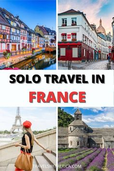 Are you planning a solo trip to France?! Click through to learn the top nine things you need to know before travelling alone in France. I'm spilling my insider tips and tricks after multiple solo trips to France, so you don't make the same mistakes I did! We cover budget tips, transportation times, time-saving tips, and safety tips. It is your one-stop guide to everything you need to know about travelling alone in France. Even if you're just taking a solo trip to Pa via @Travels with Erica Europe Travel Guide, France Travel, Travel Guides, Time Saving, Saving Tips, Tips For Traveling Alone, Castles To Visit, Day Trip From Paris, Solo Trip