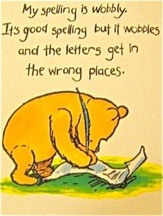 Winnie the Pooh quotes are helpful for every aspect of life. These Winnie the Pooh quotes will help you to discover your own Hundred Acre Wood. The Words, Me Quotes, Funny Quotes, Qoutes, Cartoon Quotes, Book Quotes, Winnie The Pooh Quotes, Piglet Quotes, Winnie The Pooh Classic