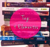SEMPRE ROMÂNTICA!!: Tag: 4 Elementos