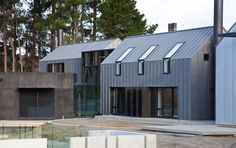 Architectural Roofing - Photo Gallery - Architectural Roofing Company - aluminium - copper - zinc - steel roofing & cladding