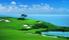 Pelican Hill Golf Club, On the Pacific Ocean - The Ocean South at Pelican Hill Golf Club - Resort - Golfer Photos