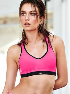 Incredible by Victoria's Secret Sport Bra - Comes in sizes up to 36 DDD for us bustier gals!!