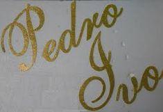 Resultado de imagen para letra cursiva em gliter