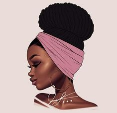 29 Ideas Drawing Hair Afro Woman Art For 2020 Art Black Love, Black Girl Art, Art Girl, Black Girls Drawing, Drawing Women, Natural Hair Art, Natural Hair Styles, Art Afro Au Naturel, Images D'art