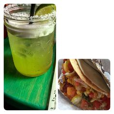 Build your own : Coca Cola infused beef tacos & Margaritas ... Delish! | Barrio | #Cle #OH #Foodie #FoodBlogger #MJBViddles