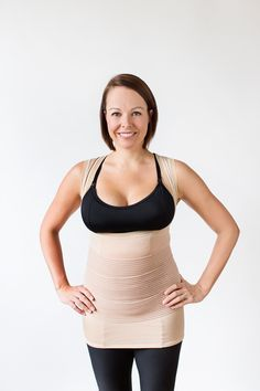 d522d0abc1384 The  After Baby  AB Tank and Wrap - Bellies inc.Bellies inc.