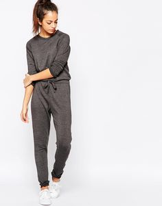 New Look Sweat Jumpsuit