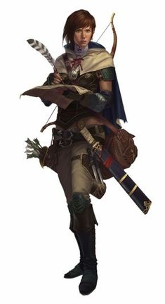 a collection of inspiration for settings, npcs, and pcs for my sci-fi and fantasy rpg games. Fantasy Warrior, Fantasy Rpg, Medieval Fantasy, Fantasy Artwork, Fantasy Scout, Dungeons And Dragons Characters, Dnd Characters, Fantasy Characters, Female Characters