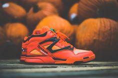 f7f38883992  Reebok  Pump Omni Lite  Halloween  Pumpkin  Sneakers Custom Sneakers