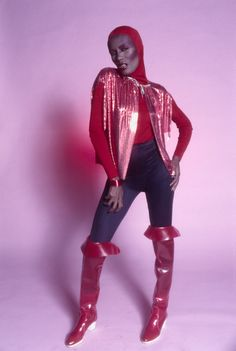 Grace Jones' Most Iconic Looks, From Studio 54 to the Stage Photos | W Magazine