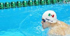 Gustavo Sánchez, 8vo en natación de Juegos Paralimpicos Rio2016