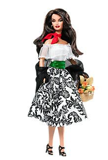 <em>Italy</em> Barbie® Doll