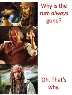 pirates of the caribbean funny - Google Search