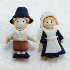 Thanksgiving Earrings,  Pilgrim Earrings, Mr and Mrs Earrings, Thanksgiving Character Earrings, Harvest Earrings, Thanksgiving turkey Earrin