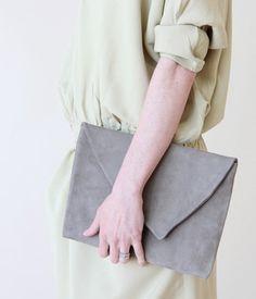 envelope gray
