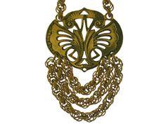 1960s+Vintage+Necklace+Signed+Edlee+by+CarnabyVintageJewels,+$38.00
