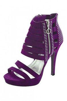 Auf hohem Niveau! Violett (Farbpassnummer 23) Kerstin Tomancok / Farb-, Typ-, Stil & Imageberatung