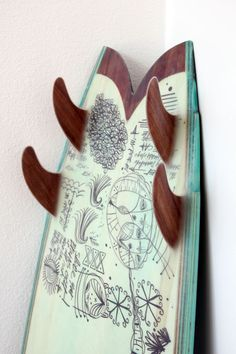 we love the #surfboard art