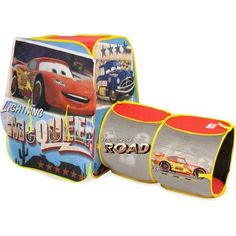 Check Out The Disney Pixar Cars 3 Piston Cup Motorized