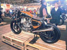 Honda CX500 via Volpi Motorcycles