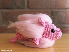 SU Lion PRE ORDER x Steven Universe Pink Lion by SmallStuffDolls
