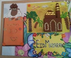 Poster board 1 for Eid party