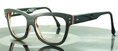 Supercoole Brillen aus Schallplatten von Vinylize