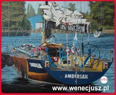 Pintura marina. ESCUELA DE DIBUJO Y PINTURA wenecjusz.pl Technical University, Learn To Draw, Fine Art, Drawings, Painting, School, Dibujo, Places, To Draw