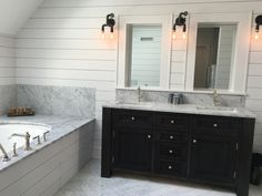 Recently completed master bathroom built by Olson Development LLC. More pictures to come of this beautiful home!