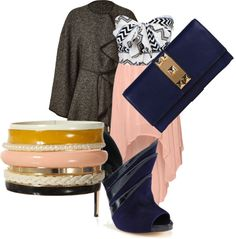 """Flashy"" by dezzerrea on Polyvore"