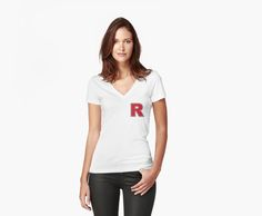 The red letter R of Team Rocket. A symbol of an organization bent on the corrupt use of monsters for personal benefit. • Also buy this artwork on apparel, stickers, phone cases, and more.
