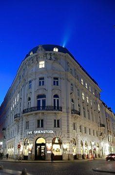 Cafe Griensteidl in Vienna