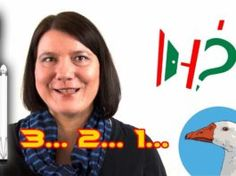 Hungarian language lesson: Numbers and counting (1-20)