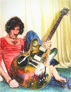 Rock Argentino, Frida Art, Music Is Life, Rock N Roll, Grunge, Singers, Posters, Painting, Wallpapers