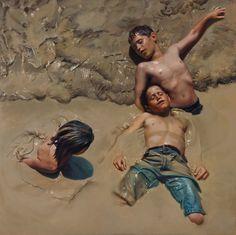 El Hurgador [Arte en la Red]: Teresa Elliott [Pintura]