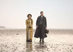 Rose Williams, Theo James, Anne Reid and Kris Marshall star in this adaptation of Jane Austen's final novel, Sanditon Best Period Dramas, Period Drama Movies, Theo James, Jane Austen, Kris Marshall, Sanditon 2019, Bbc, Andrew Davies, Johnny English