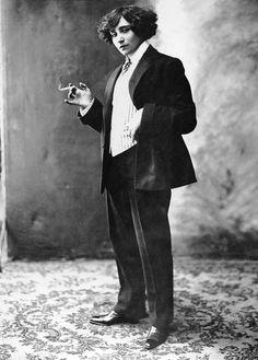 George Sand Dressed As A Man George sand rebellious